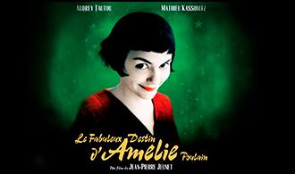 Película Amelie - Audrey Tautou - Le fabuleux destin d'Amélie Poulain
