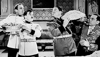 Charles Chaplin película El Gran Dictador