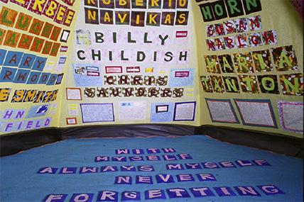 Sensation 1997: Tracey Emin-Tienda campaña,Todos con los que he dormido, Everyone I Have Ever Slept With 1963–1995