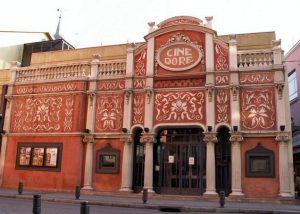 Cine Doré-Filmoteca Nacional-Madrid