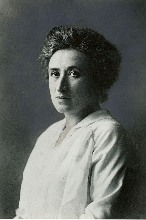 Rosa Luxemburgo. Feminismo