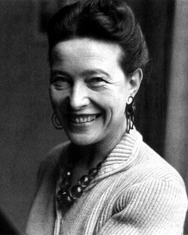 Simone de Beauvoir. Feminismo