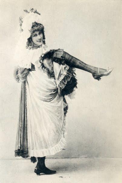 Jean Avril. Belle Epoque. Moulin Rouge
