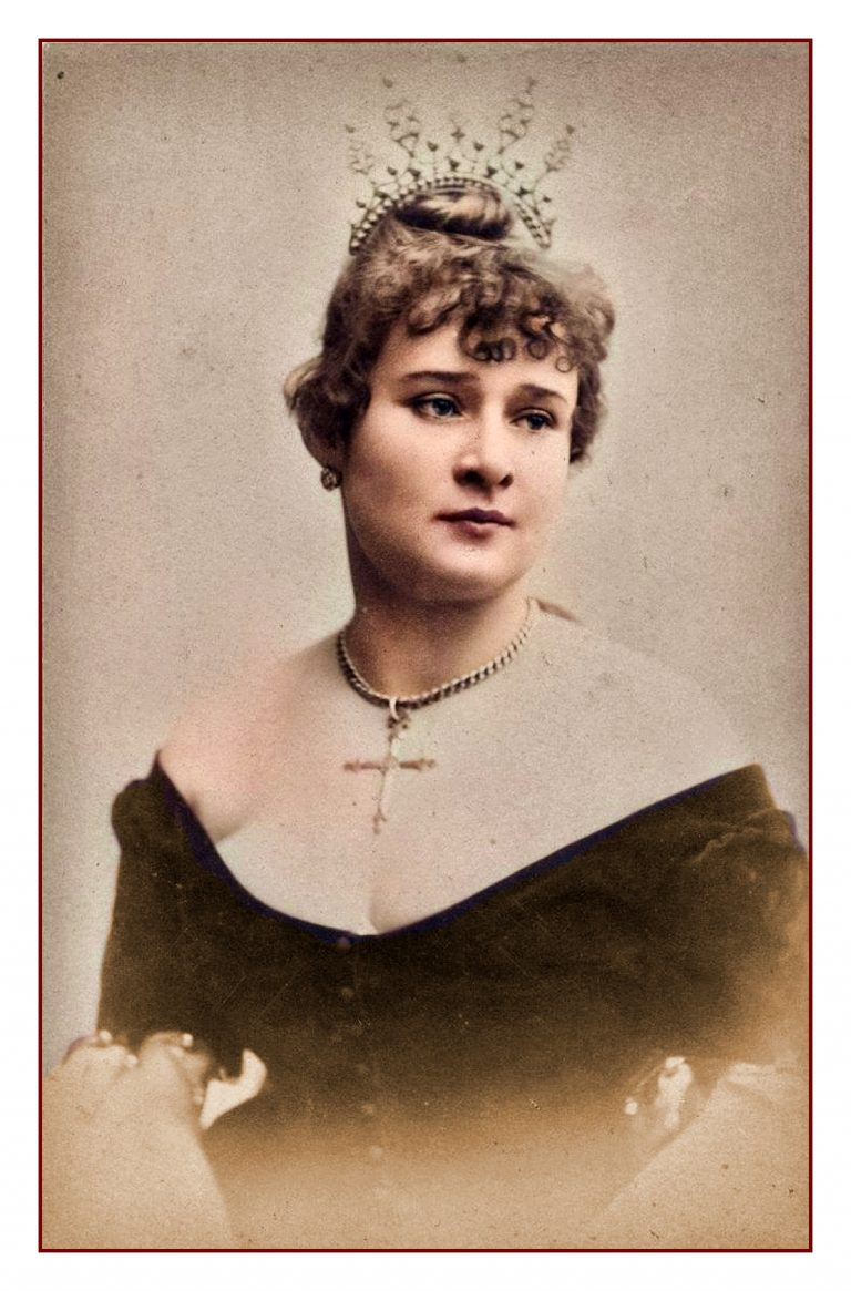 La Goulue 1885. Bailarina del Moulin Rouge. Musa de Toulouse Lautrec