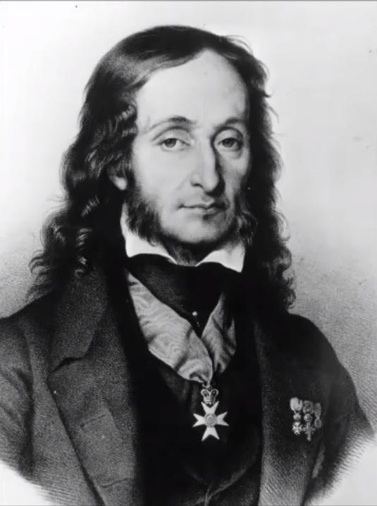 Niccoló Paganini músico del Romanticismo